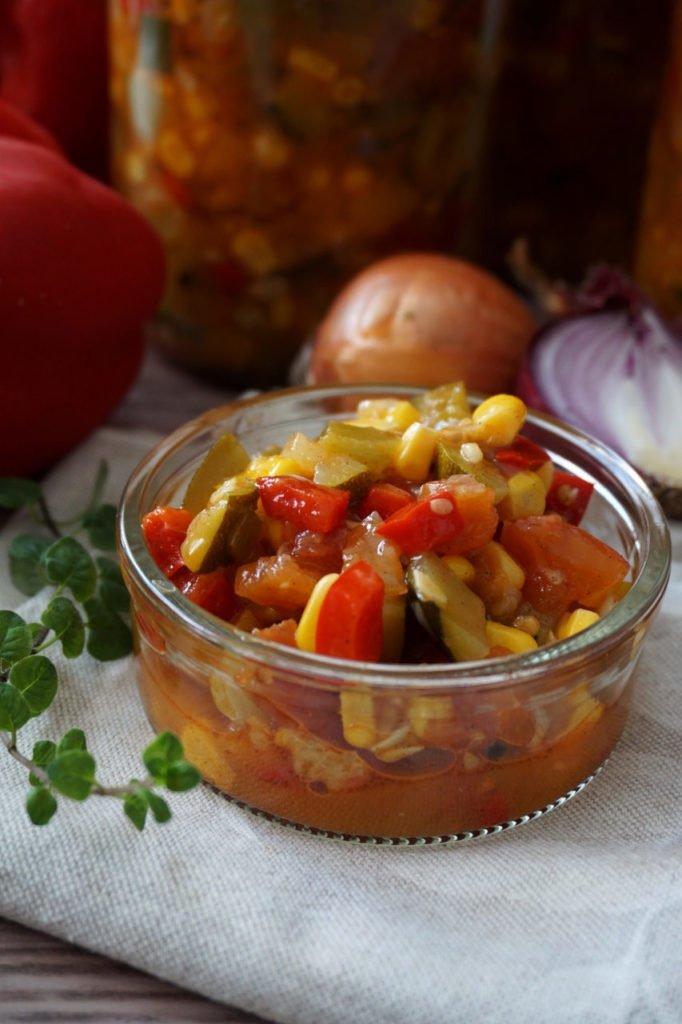 przepis paprykowy sos