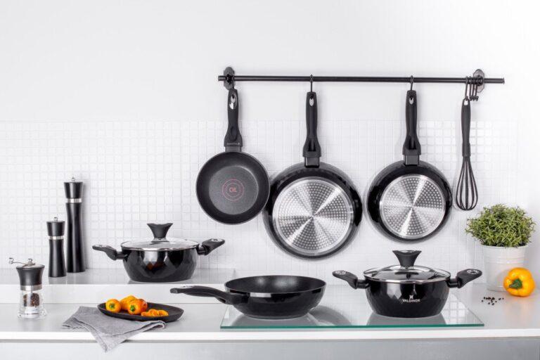 Kolekcja naczyń kuchennych Valdinox Space